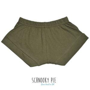 Olive summer shorts